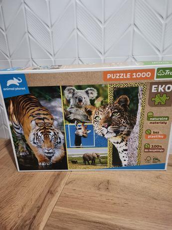 Eko puzzle 1000 elementów