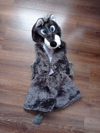 Новорічний костюм вовка карнавальний