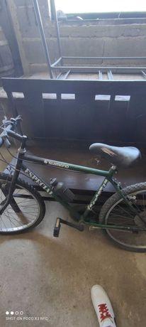 Bicicleta antiga Shimano em muito bom estado.