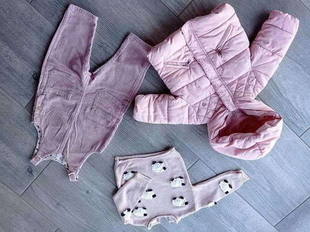 Paka ubrań Zara Smyk Primark H&M