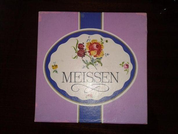 Коробочка Meissen От Духов От Набора Из-под Набора Духи Коробка