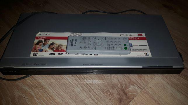 Dvd Sony dvp-ns718h