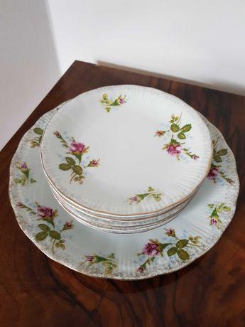 serwis deserowy porcelana Chodzież