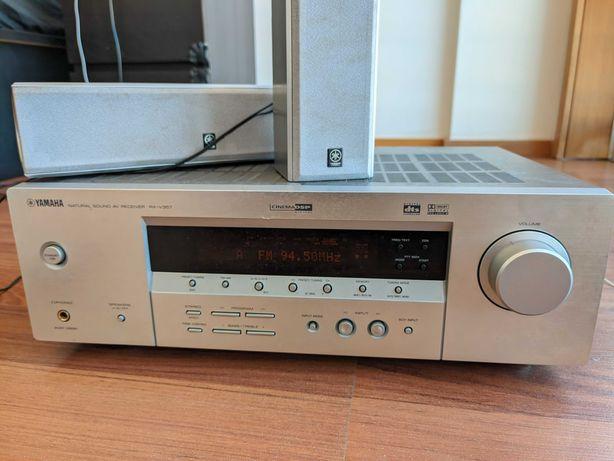 Yamaha RX-V357 5.1 AV Receiver