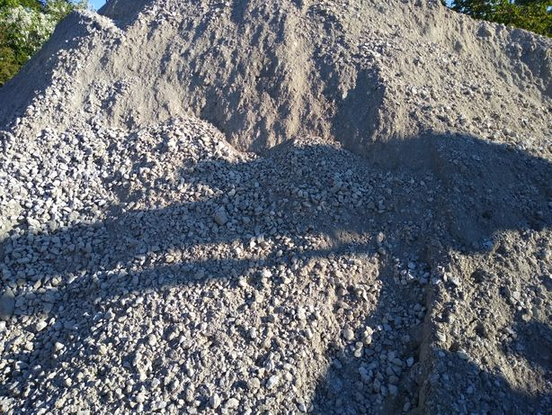 kamień wapienny, kruszywo wapienne, tłuczeń 0-35