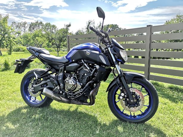 Yamaha MT07 2018 ABS