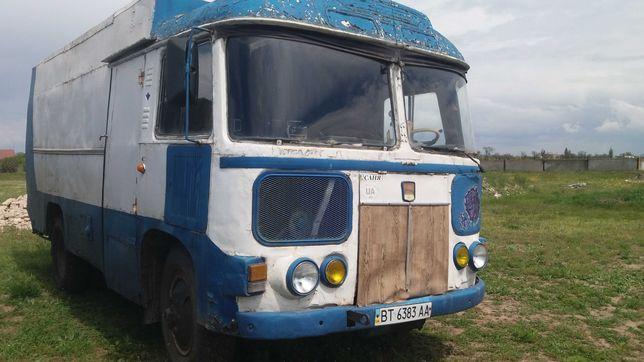 Паз дизель Д-240 МТЗ с Кпп Зил  грузо-пассажирский