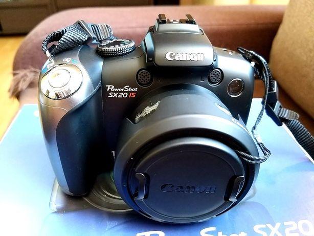 Aparat Canon PowerShot SX20 IS