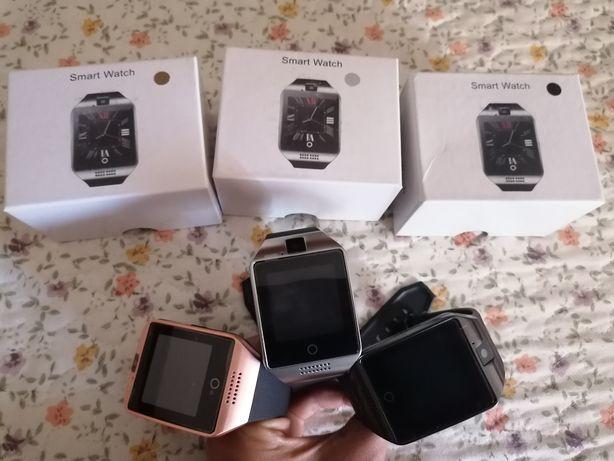 Smartwatch chamdas e mensagens