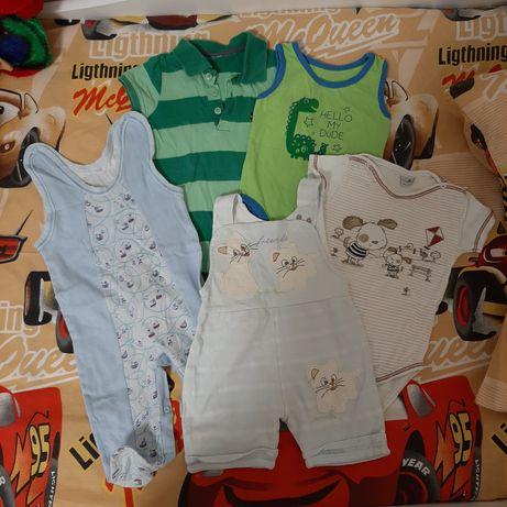Одежда для мальчика 6-9 мес. Песочники.