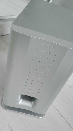 Subwoofer Sony srebrny