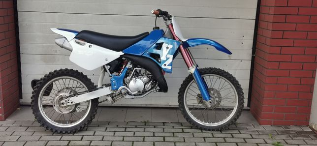 Yamaha yz 125 cross enduro motocross duży
