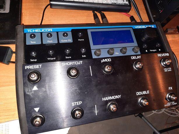 Tc helicon 2 procesor wokalny