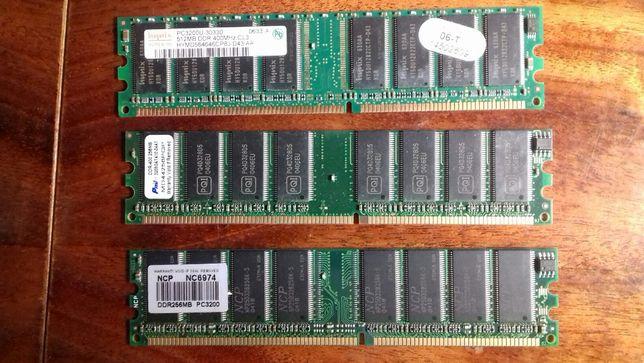 продам память DDR 400, 256Мб, 512Мб