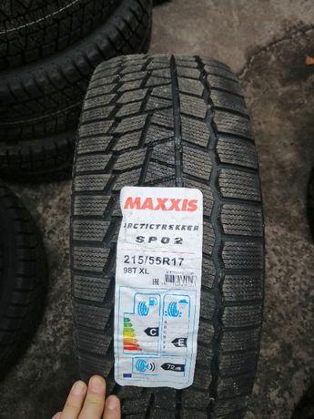Зимние шины резина 215/55 R17 Maxxis ARCTIC TREKKER SP-02 2155517 225