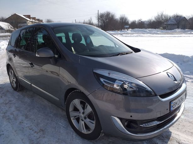 Renault Grand Scenic 7 МЕСТ!