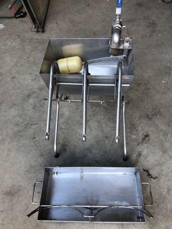 Maquina de engarrafar vinho