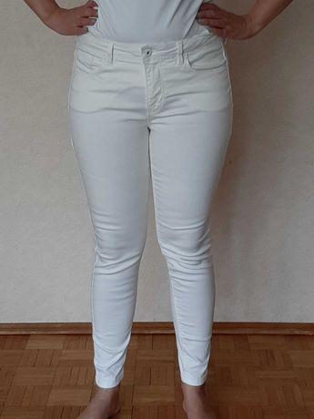 Spodnie ecru r.38 Sprngfield