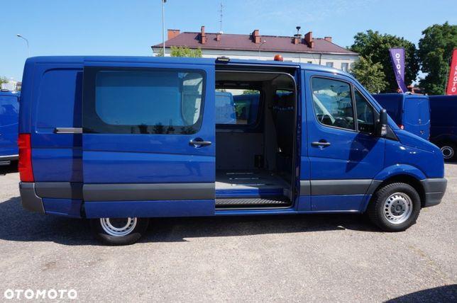 Volkswagen Crafter Osobowy Homologacja Cięż.  KREDYT, LEASING Salon Polska, Możliwość finansowania