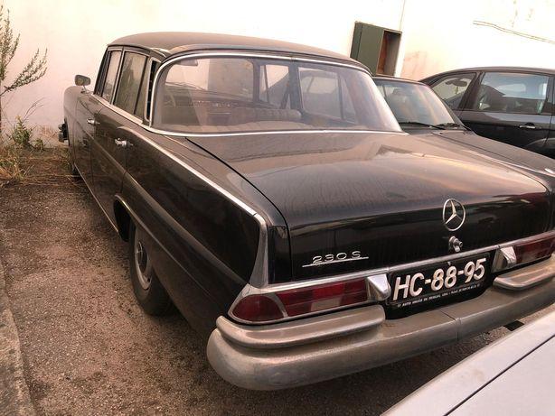 Classico Mercedes 1966 original