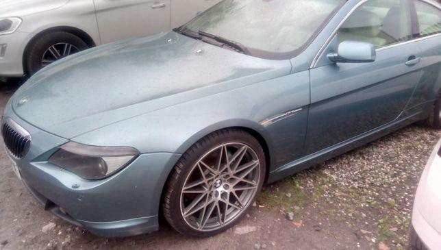 BMW E63 e64 ATLANTIC BLAU błotnik przedni lewy prawy ćwiartka nadkole