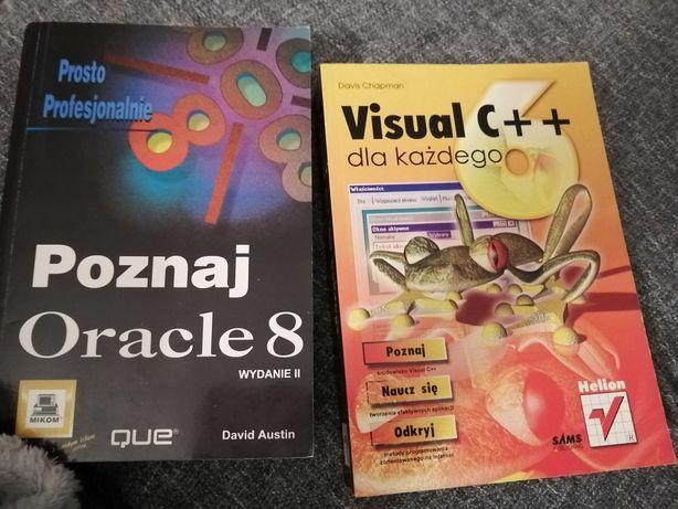 Książki Oracle visual c ++