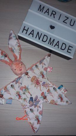 Nowa Przytulanka handmade króliczek