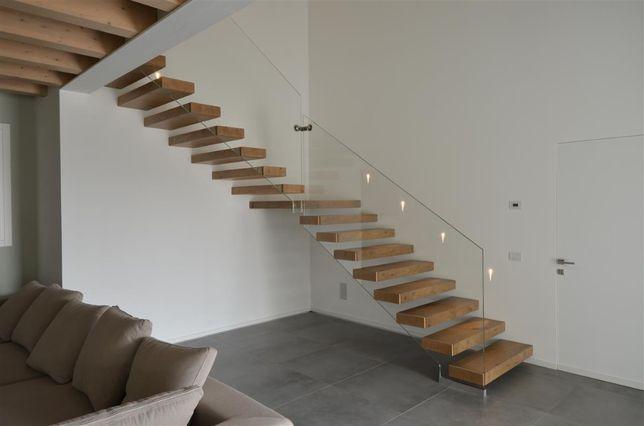 Schody loft metalowe drewniane dębowe -30% ceny !! darmowy projekt