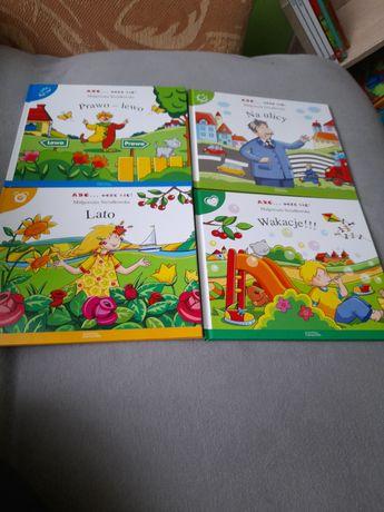 .  Książki  abc . Dla dzieci