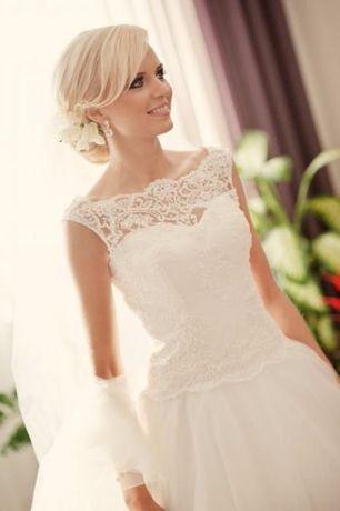 Suknia ślubna księżniczka Maggio Ramatti +2 welony