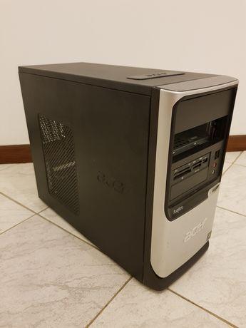Caixa de computador desktop Acer