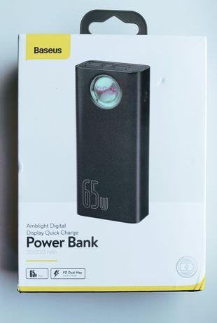 Мощная внешняя батарея ПЗУ Портативное зарядное устройство Baseus