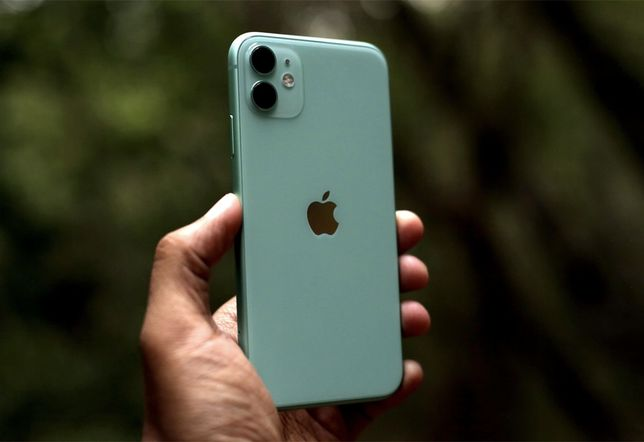 Смартфон Apple iPhone 11, 64Gb