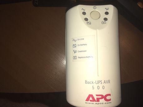 Продам песперебойник APC-500 AVR