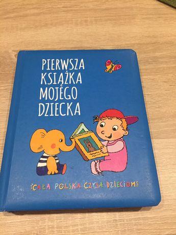 Książeczka dla dzieci twarda