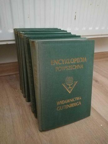 Encyklopedia Gutenberga tomy 1-8