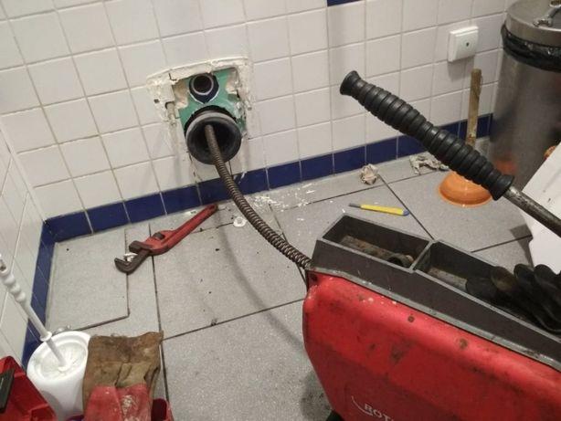 POGOTOWIE Kanalizacyjne, WUKO -Udrażnianie rur, hydraulik