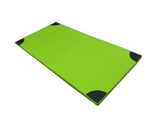 Materac gimnastyczny składany 200cmx100cmx7cm różne kolory !!