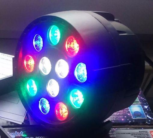 LED PAR 12 / 3 RGBW !!!