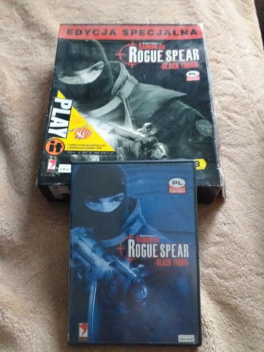 Gra Rogue spear Black Thorn Edycja specjalna CD Zabrze - image 1