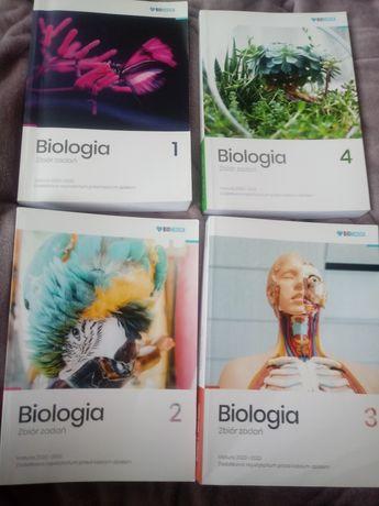 Sprzedam książki - biomedica zbiór zadań matura