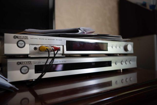 DVD-плеер Yamaha DV-SL100