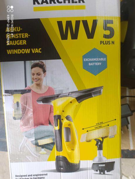 Myjka elektryczna  do okien Karcher WV 5 plus N