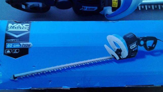 Nożyce elektryczne do żywopłotu MacAllister 710 W