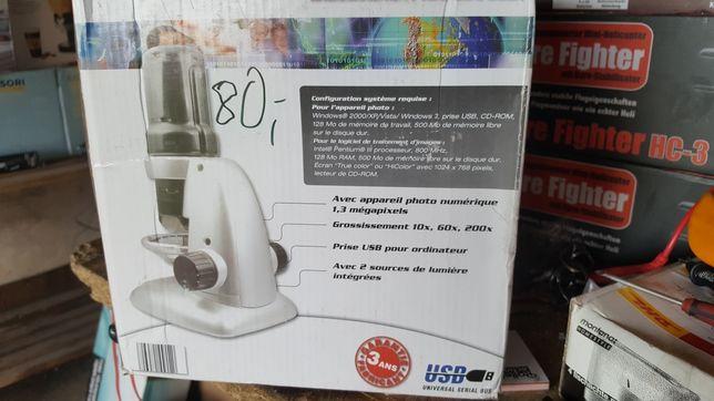 Mikroskop usb