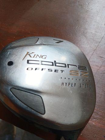 Taco de Golf Cobra, madeira 7 com cover