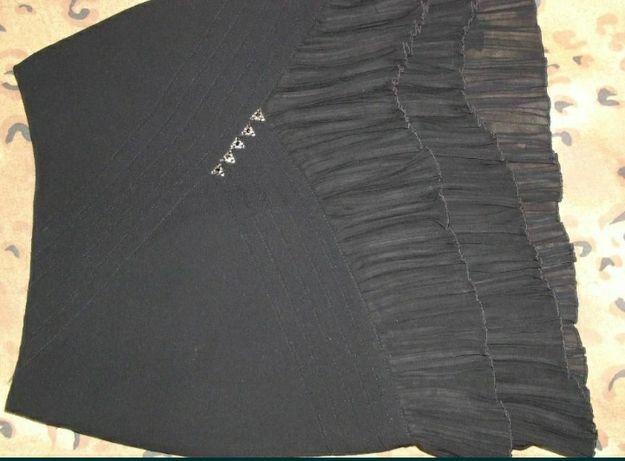 Школьная юбка для девочки (разм. 36)