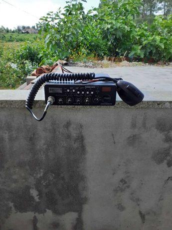 Radio de comunicaçao via radiofrequencia para camiao