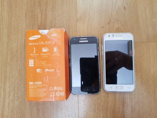 Samsung Galaxy J1 nie włączają się