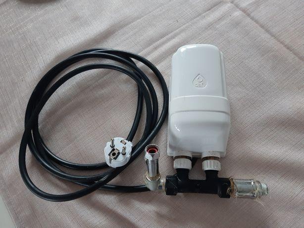 Elektryczny  przepływowy ogrzewacz wody DAFI. Obniżka